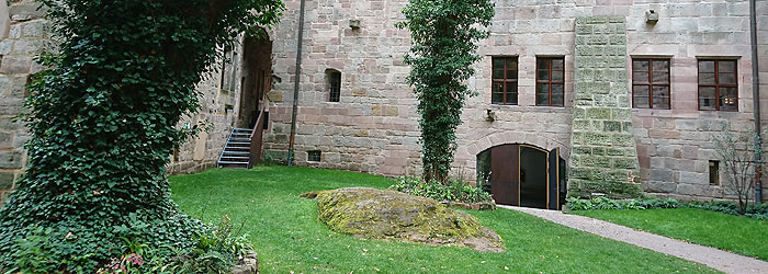 Picture: Well courtyard